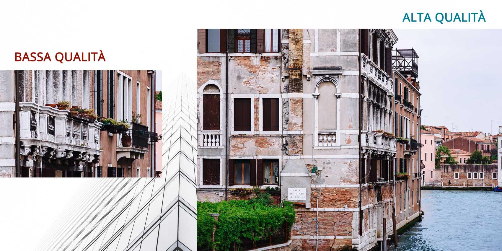 tipo immagine per annunci immobiliari