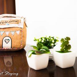Progetto e allestimento di Heart Staging home staging