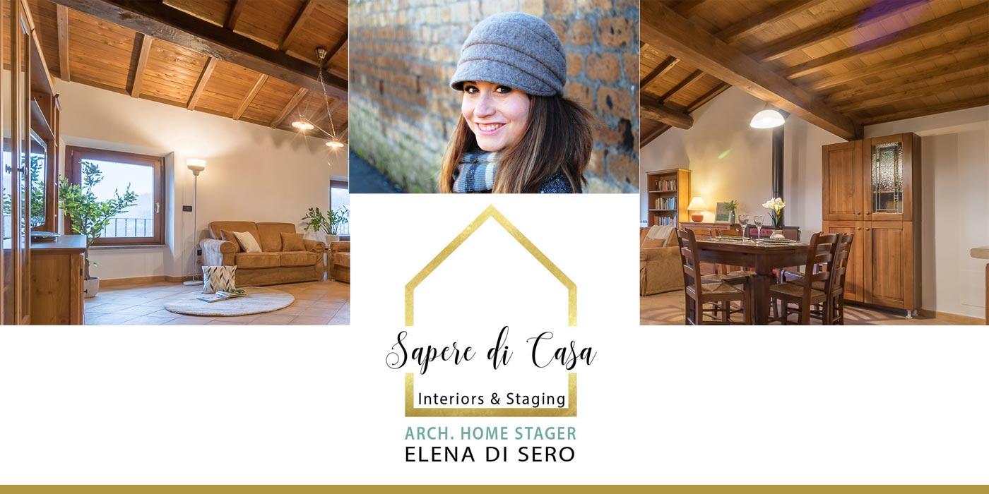 Sapere di Casa- home staging -Elena Di Sero