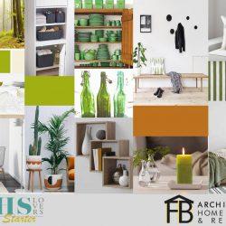 Fusco Baio Architettura Home Staging - moodboard