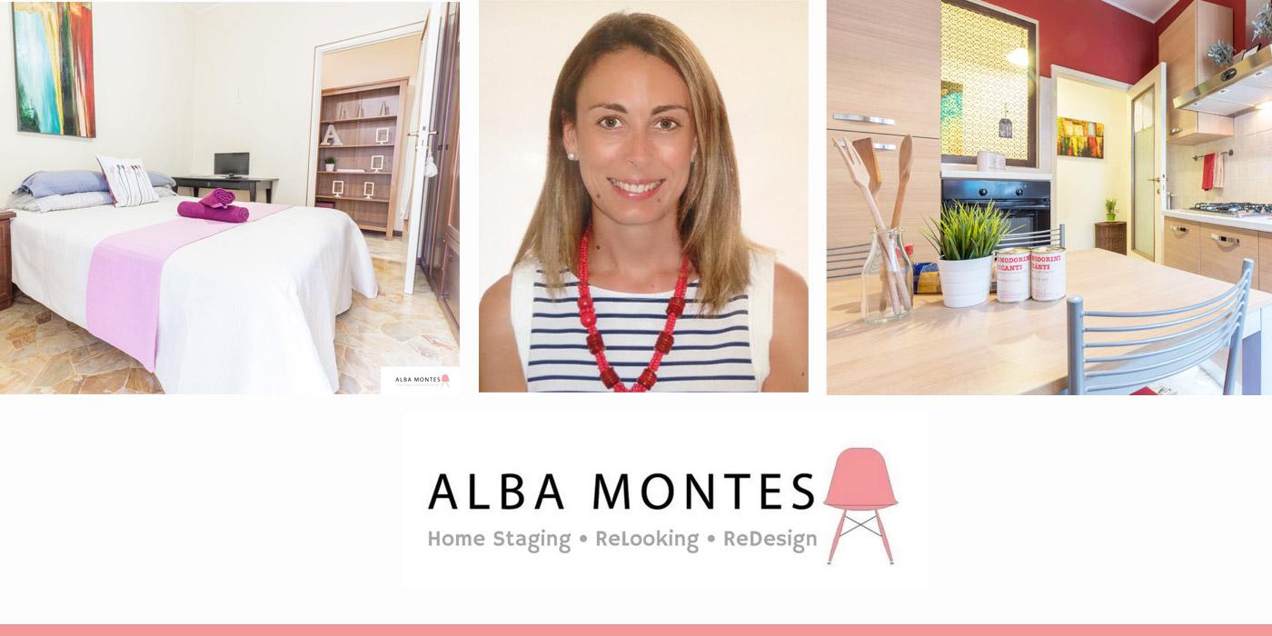 Progetto e allestimento di Alba Montes Home Staging