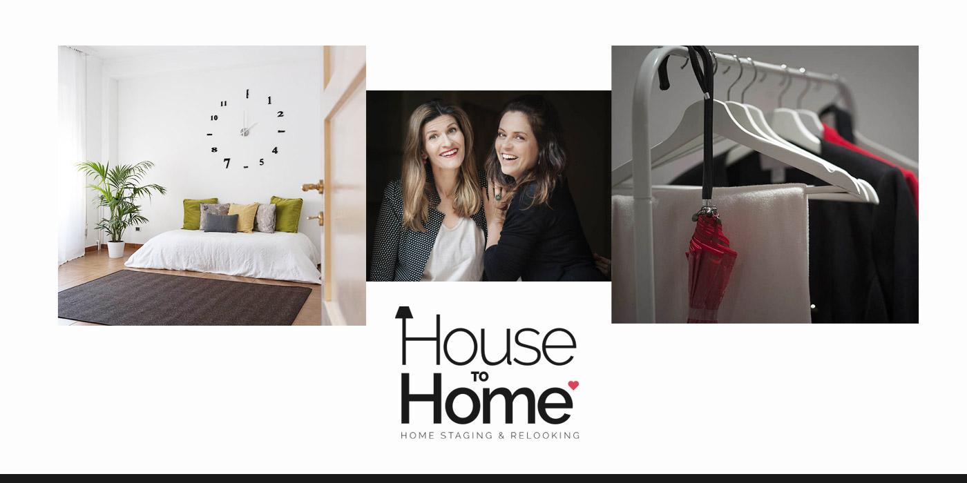 Progetto e allestimento di House to Home, Home Staging & Relooking – Mara Cola e Francesca Scaccia