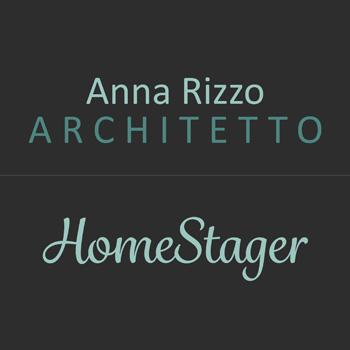 logo ANNA RIZZO ARCHITETTO_home stager