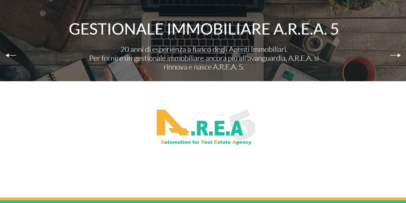 GESTIONALE IMMOBILIARE A.R.E.A. 5